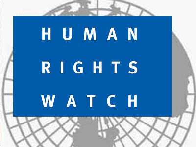 Human Rights Watch: the West sees the violation of human rights in Azerbaijan