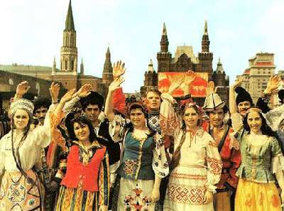 Multiculturalism: between the Soviet past and the present
