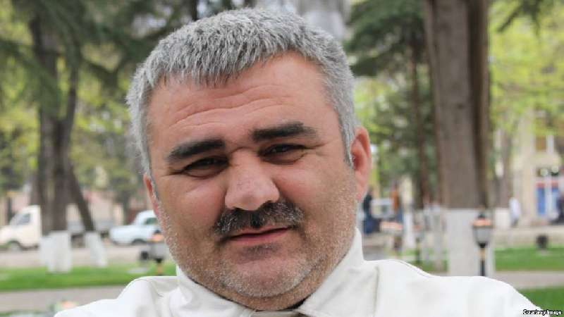Afghan Mukhtarli appeals to the Parliament of Georgia