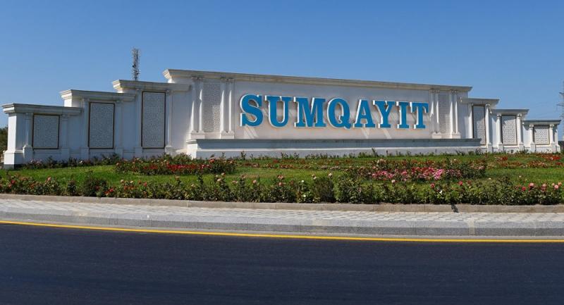 Картинки по запросу Sumqayıt