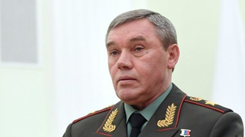 Chief of General Staff of Armed Forces of Russian Federation