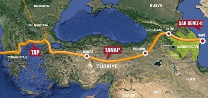 Завершено строительство Трансадриатического газопровода