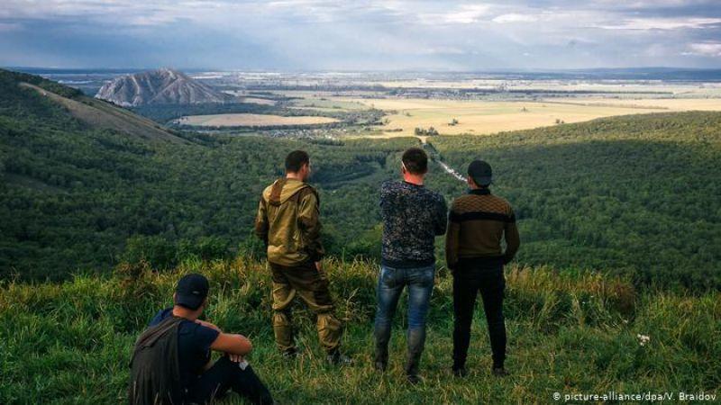 Глава Башкирии просит признать гору Куштау особо охраняемой территорией
