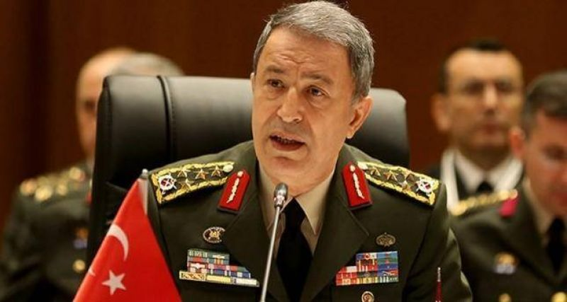 Хулуси Акар об участии турецких военных в Карабахе