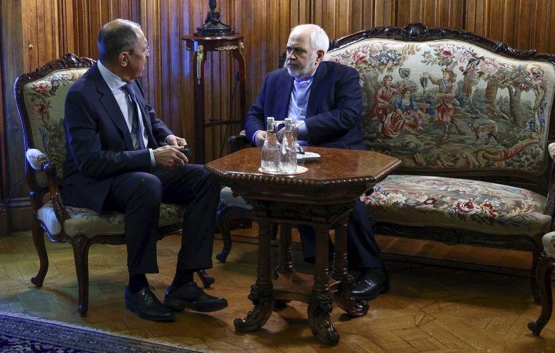 Лавров и Зариф обсудили Карабах и региональные вопросы